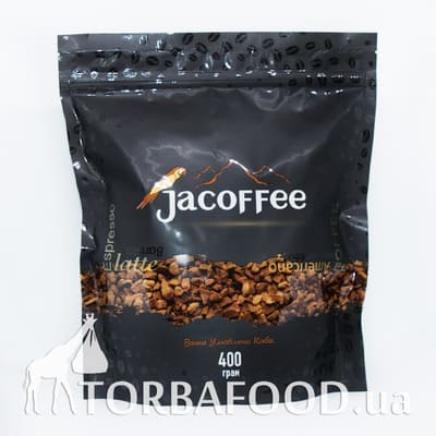Кофе растворимый Jacoffee, 400 g