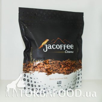 Кофе растворимый Jacoffee Crema, 400 г